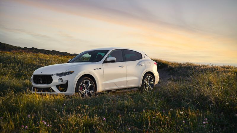 2019 Maserati Levante Best Midsize Luxury SUV for 2019