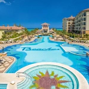 Beaches & Sandals Resorts!