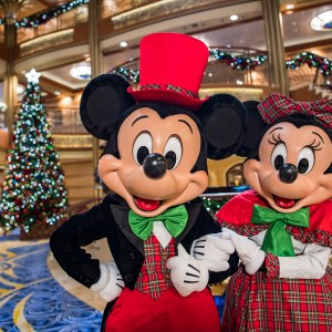 Disney Cruise Line Setting Sail for Magical Winter Holidays This Year