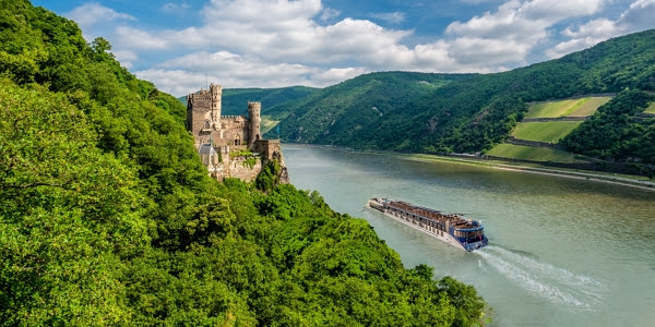 Germany is Open: Sailing the Rhine River