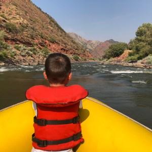 Review:  Glenwood Springs Short & Mild Rafting Trip
