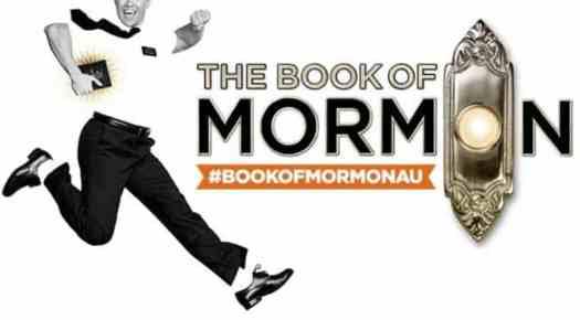 The Book of Mormon leaps into the record books ...