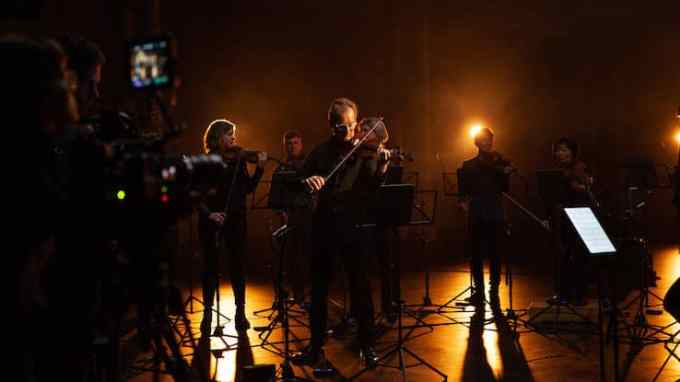 Australian Chamber Orchestra Launches Online Concert Series Throughout 2021