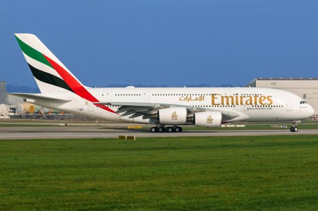 Emirates Cancels Flights to South Africa Among Airlines