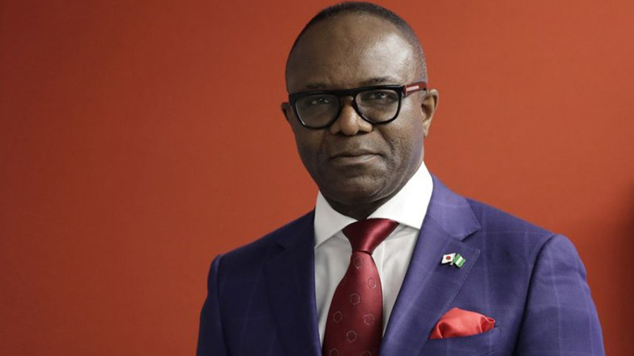 Ibe Kachukwu, Minister of State for Petroleum Resources, Nigeria