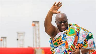 President of Ghana Nana Akufo-Ado
