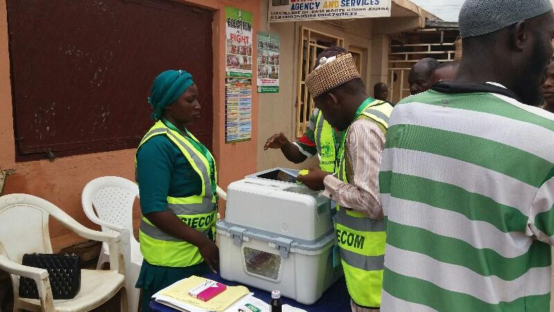 Kaduna LG Polls - Credit/Premium Times Mohammed Lere.