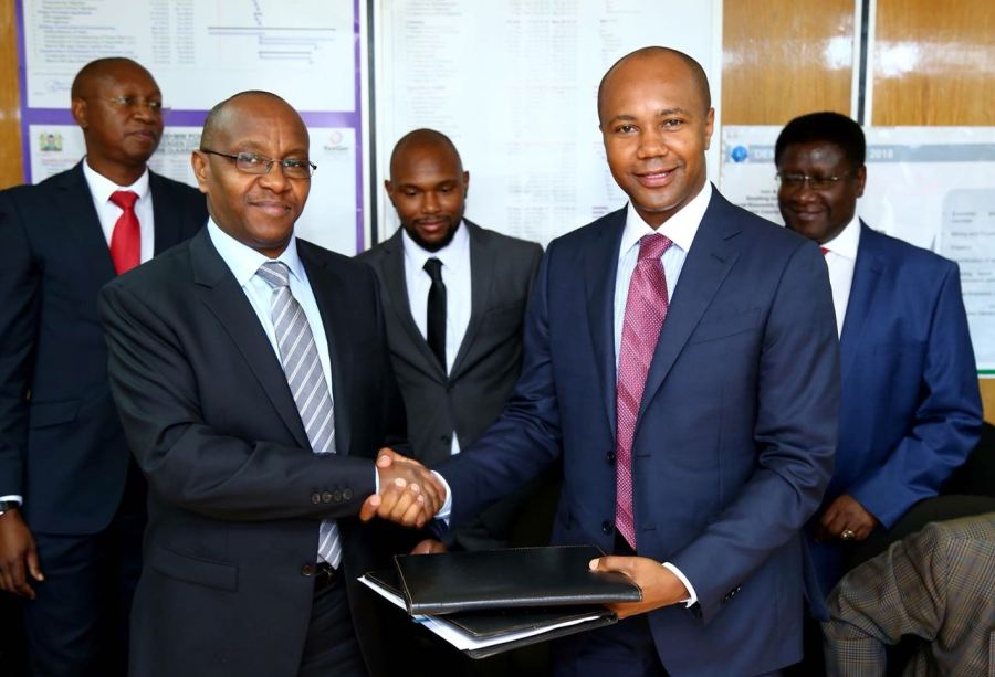Kenya S Amu Power Signs Clean Coal Technology Agreement