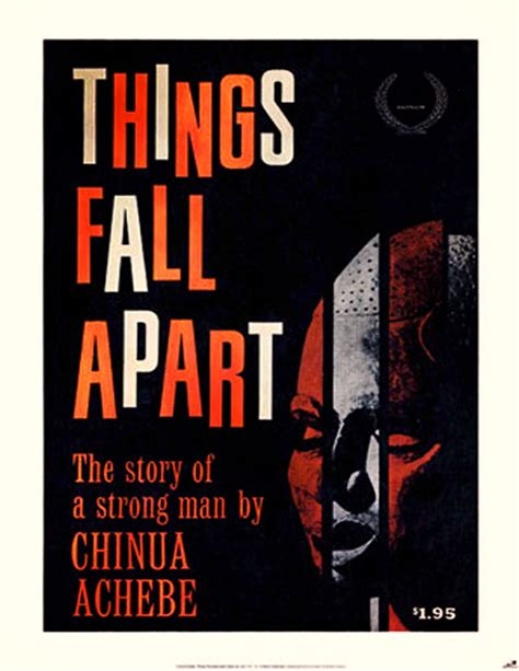 Things Fall Apart, published in 1958