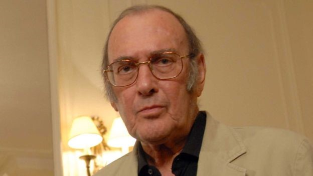 Harold Pinter died in 2008 at the age of 78. Credit/BBC