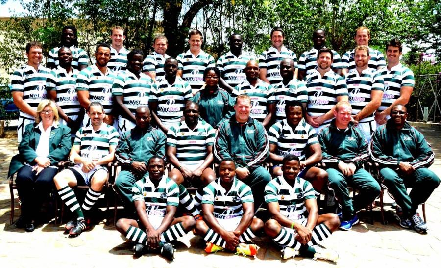 Zimbabwean Rugby team