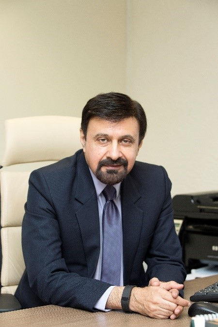 Dr Kapil Kapoor is Director General, Southern Africa Regional Development and Business Delivery Office with effect from 1st September 2018