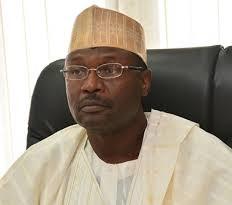 INEC Chairman, Prof. Yakubu Mahmood