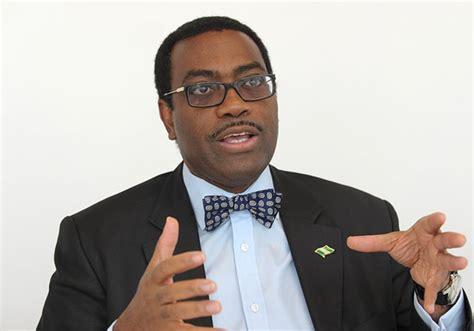 President of AfDB, Akinwunmi Adeshina, has confirmed Rwanda intervention