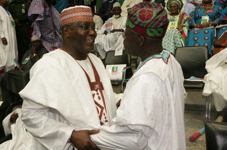 Atiku and Buhari when the going was good