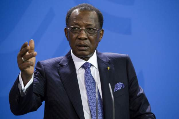 President Idriss Déby of Chad