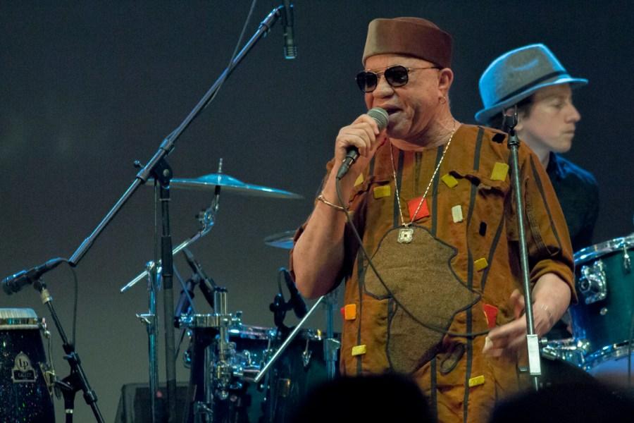 African Music Maestro, Salif Keita