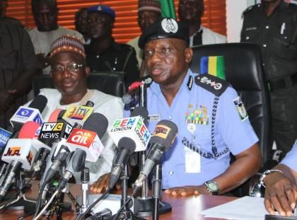 Ghanaian 'criminals' Aidan and Kwasha arrested in Lagos