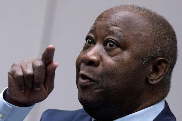 Ex- Ivory Coast leader, Gbagbo, in Belgium after ICC acquittal