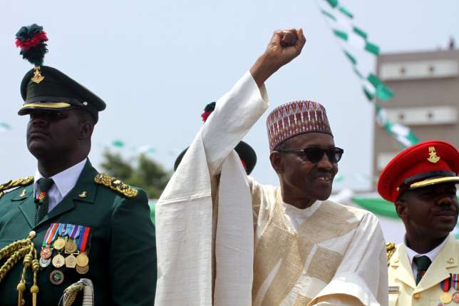 Nigeria shifts Democracy Day events to June 12