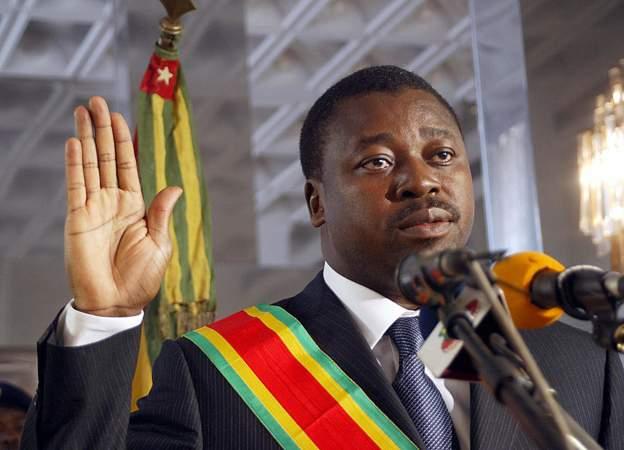 Togo President, Faure Essozimna Gnassingbé Eyadéma in 2005. Credit/BBC