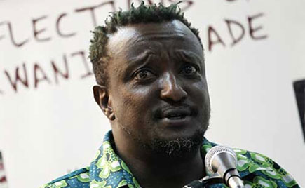 Late Kenneth Binyavanga Wainaina