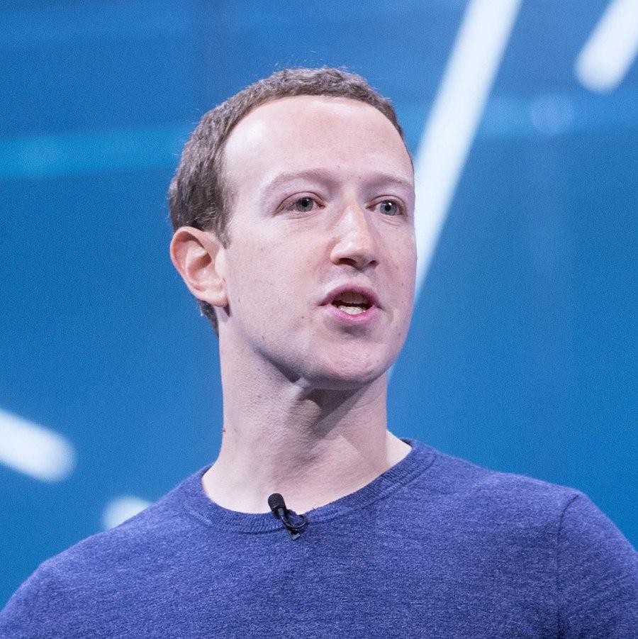 Fcaebook Founder, Mark Zuckerberg