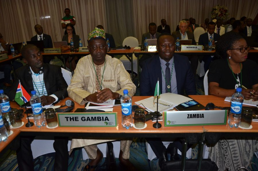African taxmen are in Nigeria strategizing on taxation of informal sector