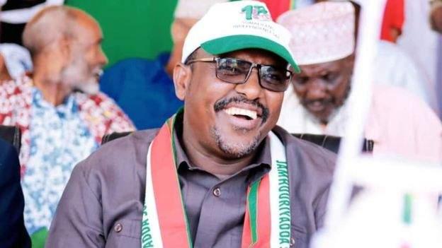 Former Information Ministry gateman, Suleiman Yusuf Koore became Somaliland's information minister in December