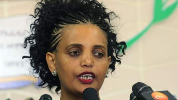 Birtukan Mideska, a former judge and leading opposition figure, was appointed head of Ethiopia's electoral board in November 2018.