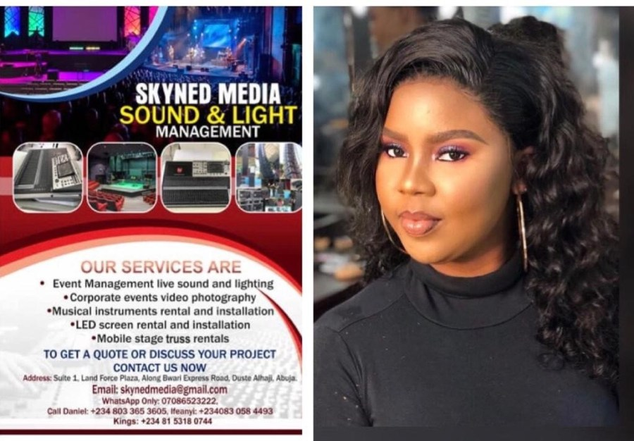 We are game changers in Light, Sound, Stage and Music Equipment Rental in Abuja—SKYNED CEO