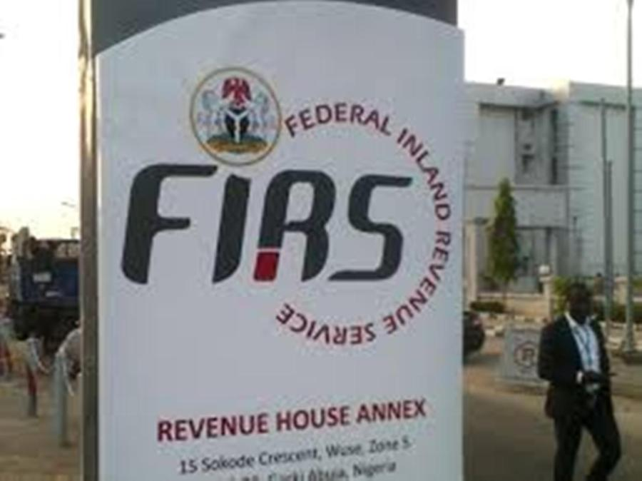 FIRS announces N1.1trillion tax collection, a 7% increase from same period last year