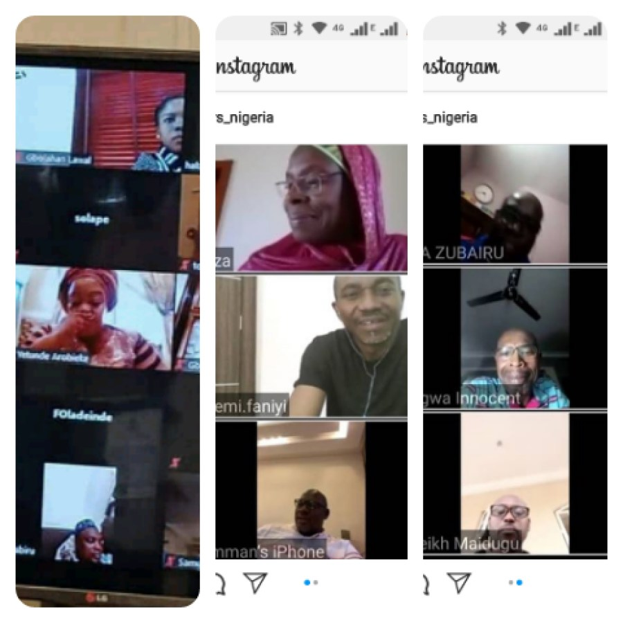 COVID-19: VP, Lagos Govt., FIRS shift to teleconferencing to keep businesses going