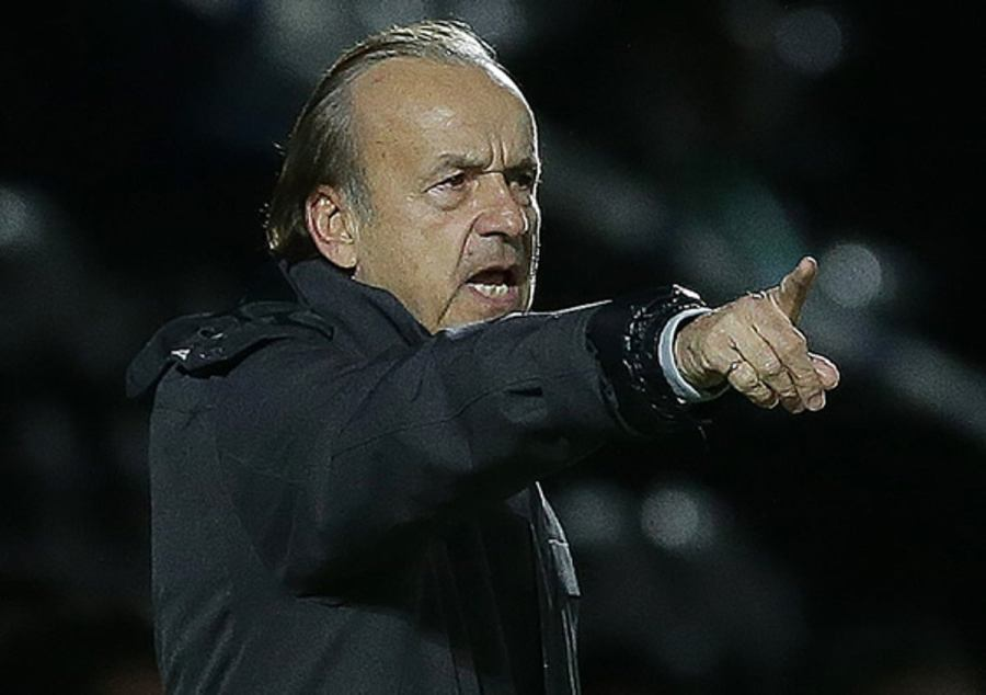 Nigeria renews German's Rohr as Super Eagles Coach