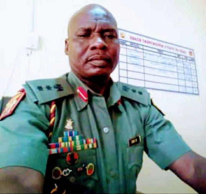 Nigerian Army Commander, Bako, Killed by Boko Haram, has been buried