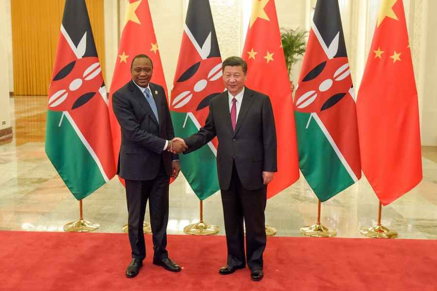 Kenya Looks to China for Covid-19 vaccine