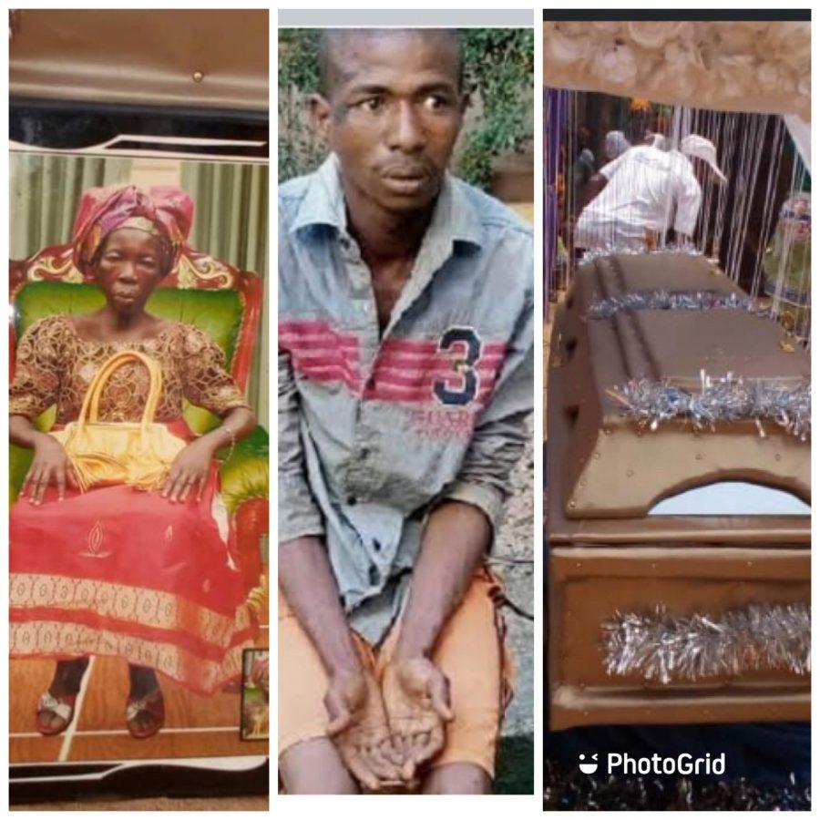 Ebonyi Community Buries Woman Raped to death by Fulani Herdsman