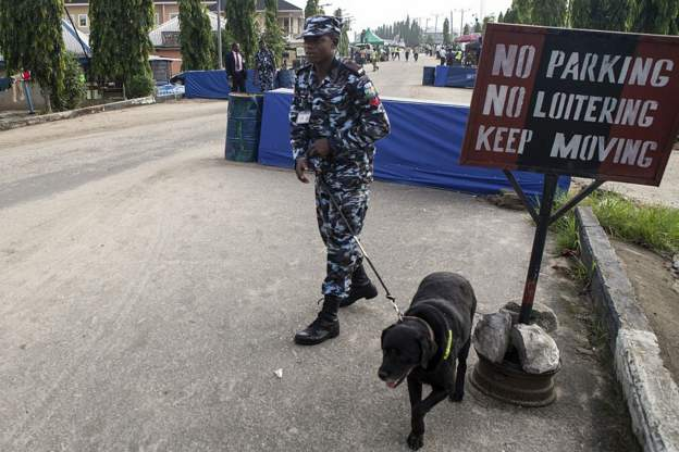 Guards and dogs to deter attacks on Nigeria schools
