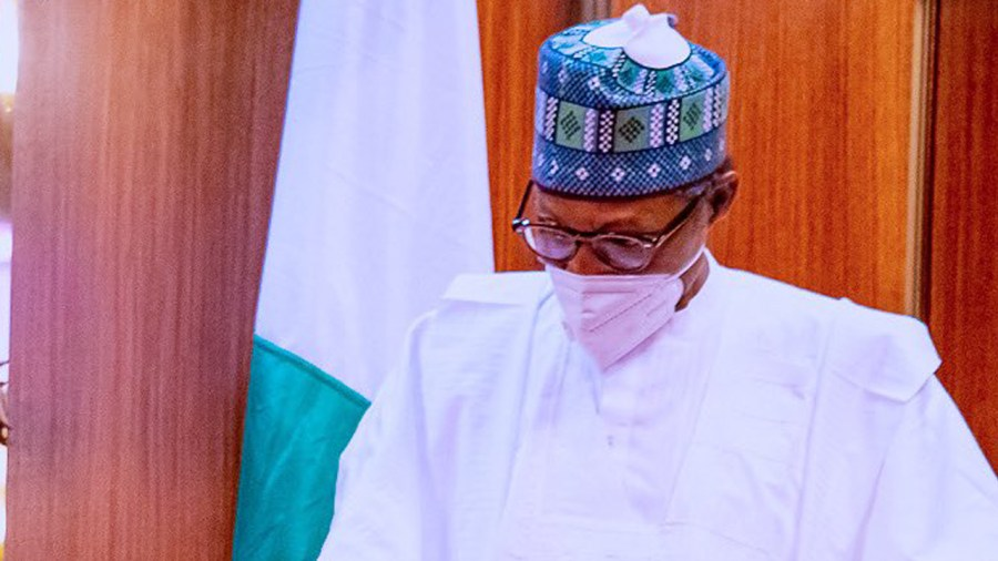 Nigerian leader says calling for restructuring the country is daydreaming