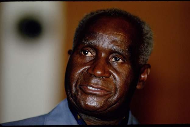 Kenneth Kaunda, first president of Zambia dies at 97