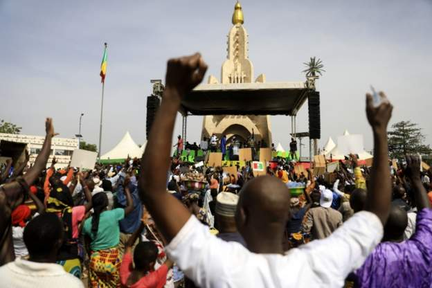 Calm sets to return in Mali as protest leader becomes PM