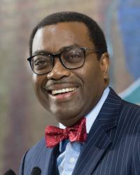 AfDB Akinwunmi Adesina is the Leadership Person of the Year, 2020