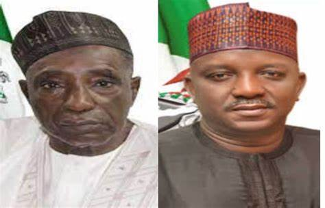 L-R: Nanono and Saleh: Insider opens up on why Buhari sacked ministers