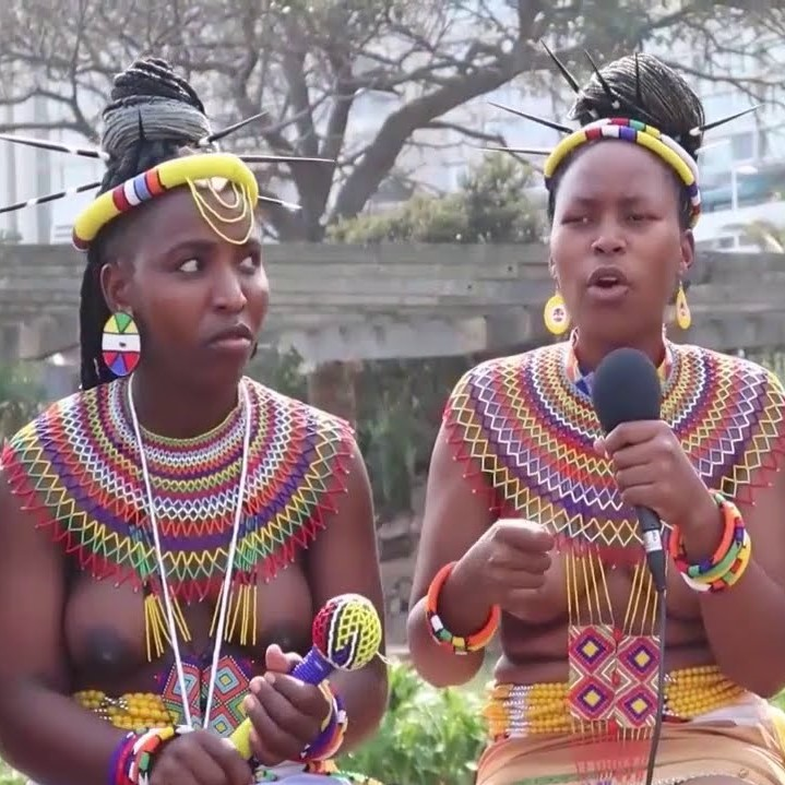 Zulu reed dance: Understanding the beautiful contrast of appearance and implication
