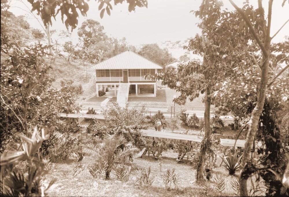 Orchid Station Panama