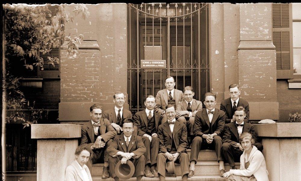 School of Gardening 1917