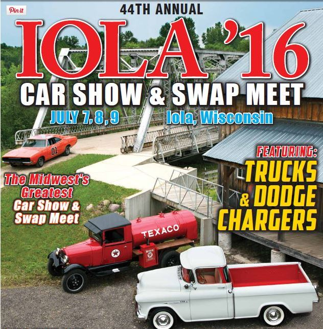 Iola Car Show 2017 Discover Wisconsin Antiques 2018