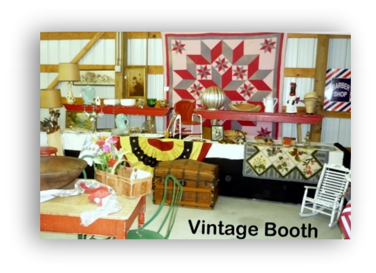 How To Setup An Antique Booth Display Discover Wisconsin Antiques 2018