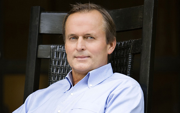John Grisham 30th Novel & Book Tour 2017