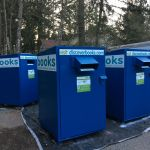 New Donation Bins Acquired in the Northeast